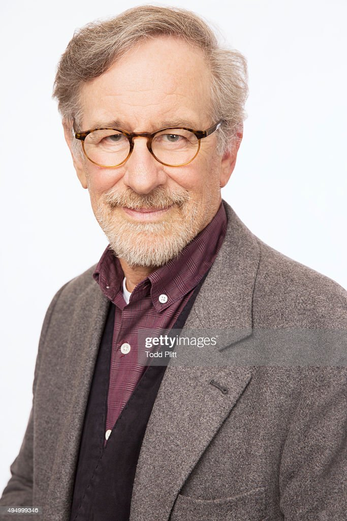 Director <a gi-track='captionPersonalityLinkClicked' href=/galleries/search?phrase=Steven+Spielberg&family=editorial&specificpeople=202022 ng-click='$event.stopPropagation()'>Steven Spielberg</a> is photographed for USA Today on September 28, 2015 in New York City.
