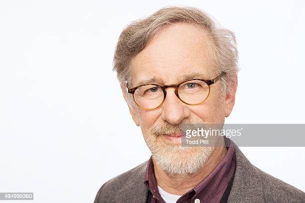 Director Steven Spielberg is photographed for USA Today on September 28 2015 in New York City