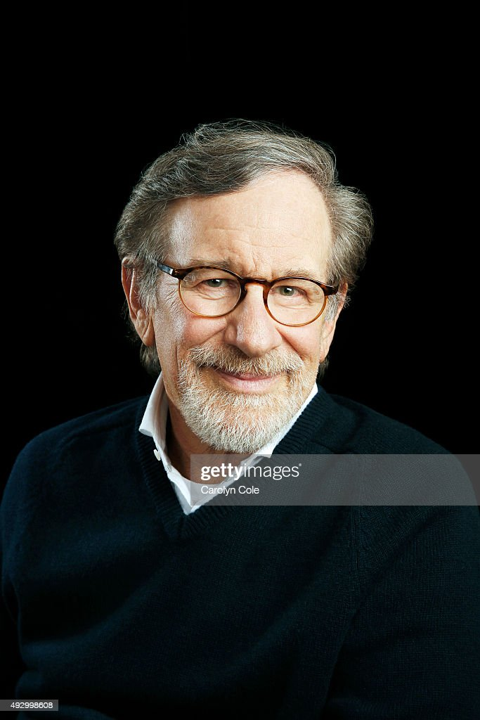 Director Steven Spielberg of 'Bridge of Spies' is photographed for Los Angeles Times on October 4, 2015 in New York City. PUBLISHED IMAGE.