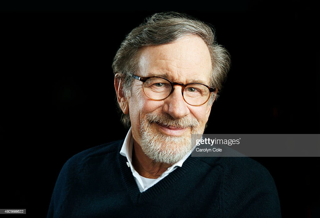 Director <a gi-track='captionPersonalityLinkClicked' href=/galleries/search?phrase=Steven+Spielberg&family=editorial&specificpeople=202022 ng-click='$event.stopPropagation()'>Steven Spielberg</a> of 'Bridge of Spies' is photographed for Los Angeles Times on October 4, 2015 in New York City. PUBLISHED IMAGE.