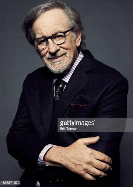 Director Steven Spielberg poses for a portrait at the 55th New York Film Festival on October 5 2017