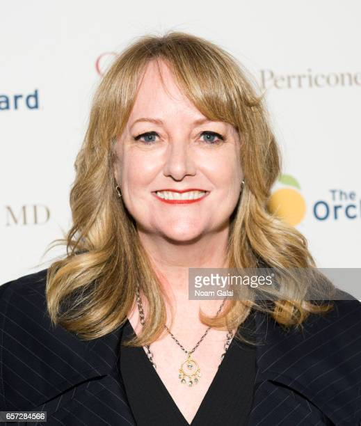 Director Susan Johnson attends the 'Carrie Pilby' New York screening at Landmark Sunshine Cinema on March 23 2017 in New York City