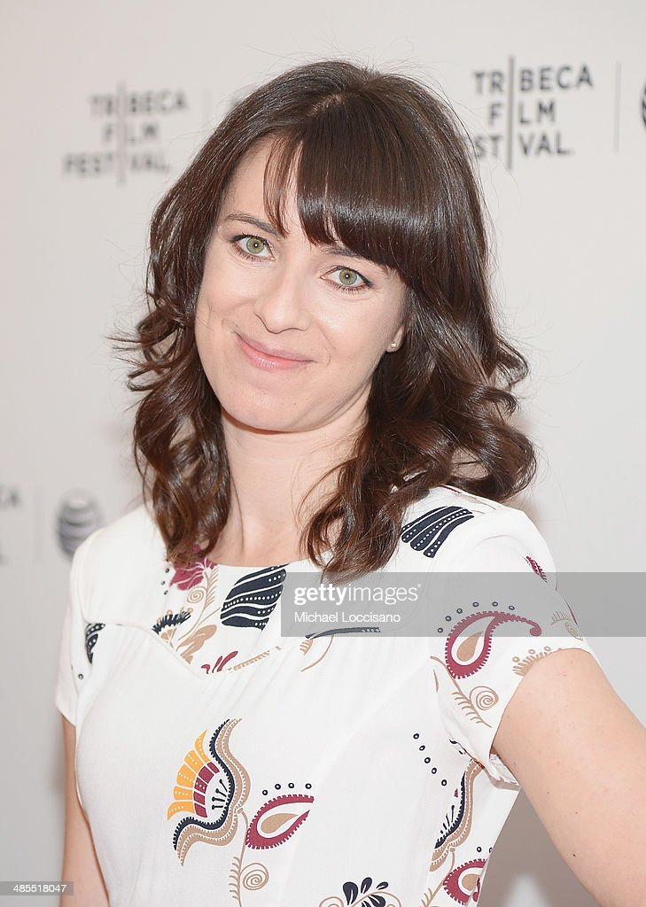 Director Susanna Fogel attends the 'Life Partners' premiere during the 2014 Tribeca Film Festival at SVA Theater on April 18, 2014 in New York City.