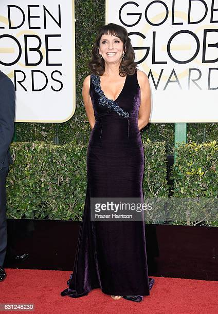Director Susanne Bier attends the 74th Annual Golden Globe Awards at The Beverly Hilton Hotel on January 8 2017 in Beverly Hills California