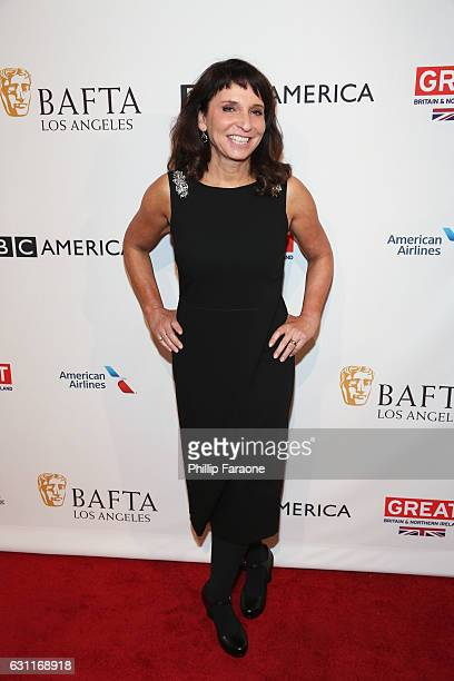 Director Susanne Bier attends The BAFTA Tea Party at Four Seasons Hotel Los Angeles at Beverly Hills on January 7 2017 in Los Angeles California