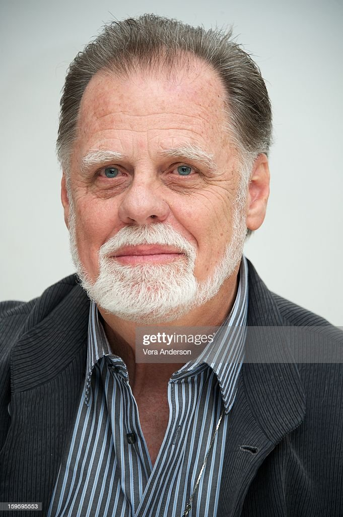 Director <a gi-track='captionPersonalityLinkClicked' href=/galleries/search?phrase=Taylor+Hackford&family=editorial&specificpeople=202623 ng-click='$event.stopPropagation()'>Taylor Hackford</a> at the 'Parker' Press Conference at the Four Seasons Hotel on January 16, 2013 in Beverly Hills, California.