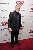 Director Taylor Hackford attends a screening of 'Parker' hosted by FilmDistrict The Cinema Society L'Oreal Paris and Appleton Estate at MOMA on...