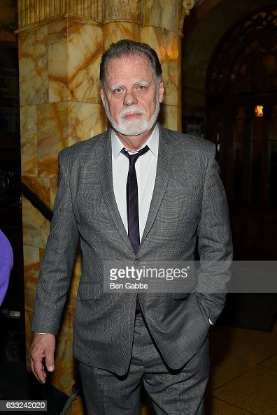 Director Taylor Hackford attends the after party of Sony Pictures Classics' 'The Comedian' hosted by The Cinema Society at The Museum of Modern Art...