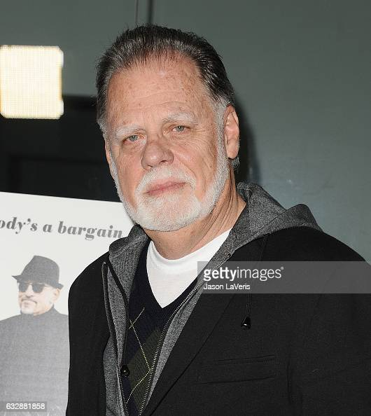 Director Taylor Hackford attends the premiere of 'The Comedian' at Pacific Design Center on January 27 2017 in West Hollywood California