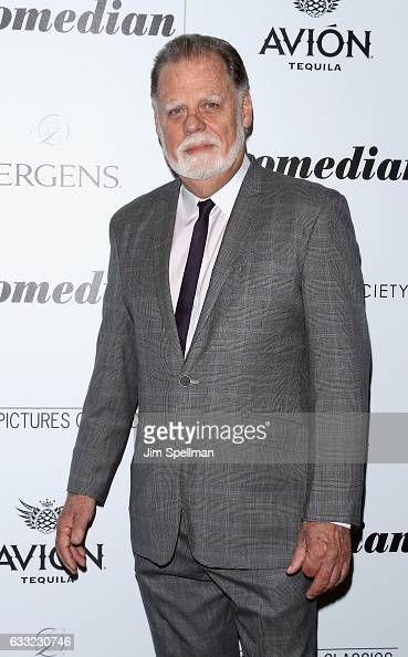 Director Taylor Hackford attends the screening of Sony Pictures Classics' 'The Comedian' hosted by The Cinema Society with Avion and Jergens at...