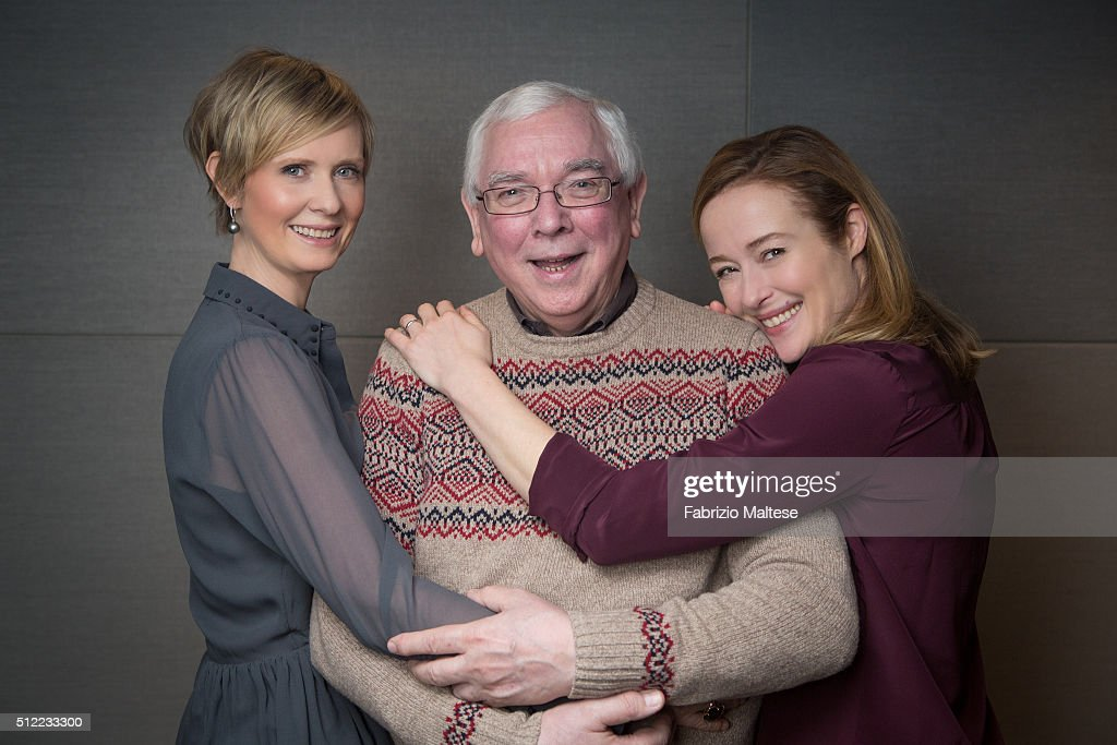 Director <a gi-track='captionPersonalityLinkClicked' href=/galleries/search?phrase=Terence+Davies&family=editorial&specificpeople=3212836 ng-click='$event.stopPropagation()'>Terence Davies</a> and actresses <a gi-track='captionPersonalityLinkClicked' href=/galleries/search?phrase=Cynthia+Nixon&family=editorial&specificpeople=202583 ng-click='$event.stopPropagation()'>Cynthia Nixon</a> and <a gi-track='captionPersonalityLinkClicked' href=/galleries/search?phrase=Jennifer+Ehle&family=editorial&specificpeople=776571 ng-click='$event.stopPropagation()'>Jennifer Ehle</a> are photographed for The Hollywood Reporter on February 15, 2016 in Berlin, Germany. **NO