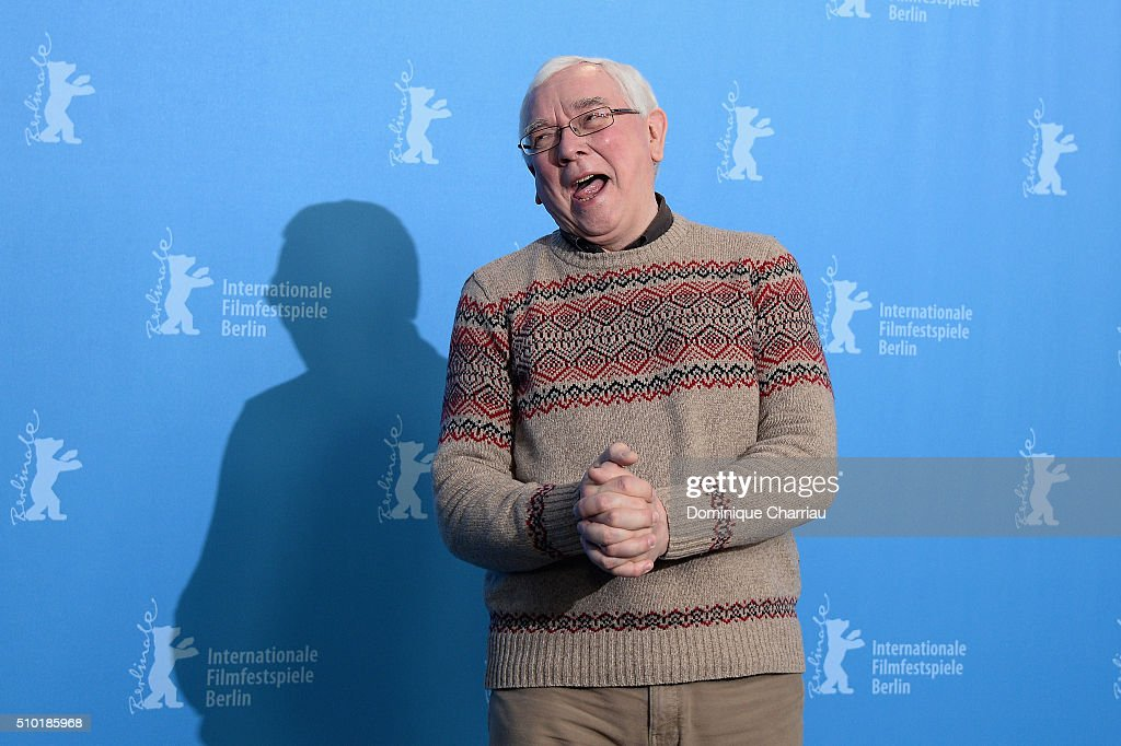 Director Terence Davies attends the 'A Quiet Passion' photo call during the 66th Berlinale International Film Festival Berlin at Grand Hyatt Hotel on February 14, 2016 in Berlin, Germany.