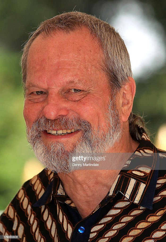 Director <a gi-track='captionPersonalityLinkClicked' href=/galleries/search?phrase=Terry+Gilliam&family=editorial&specificpeople=221636 ng-click='$event.stopPropagation()'>Terry Gilliam</a> attends day 6 of the 70th Venice International Film Festival on September 2, 2013 in Venice, Italy.