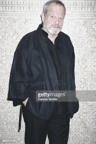 Director Terry Gilliam is photographed for Self Assignment during the 13th Marrakech Film Festival on December 2 2013 in Marrakech Morocco