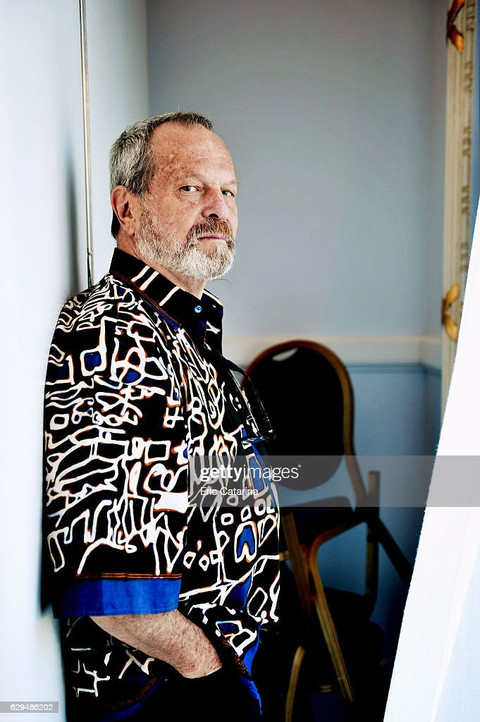Director Terry Gilliam is photographed for Self Assignment on September 25, 2009 in San Sebastian, Spain.