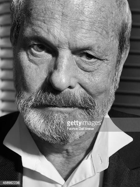Director Terry Gilliam is photographed for Vanity Fair Italy on September 1 2013 in Venice Italy