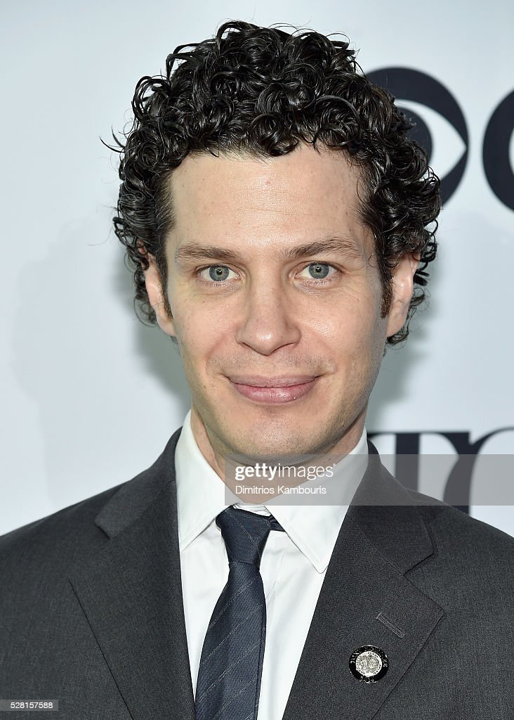 Director <a gi-track='captionPersonalityLinkClicked' href=/galleries/search?phrase=Thomas+Kail&family=editorial&specificpeople=4943828 ng-click='$event.stopPropagation()'>Thomas Kail</a> attends the 2016 Tony Awards Meet The Nominees Press Reception on May 4, 2016 in New York City.