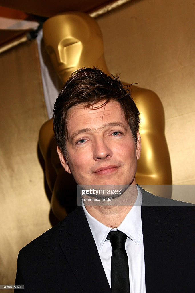 Director Thomas Vinterberg attends the 86th Annual Academy Awards FLFA photo op held at the Dolby Theatre on February 28 2014 in Hollywood California