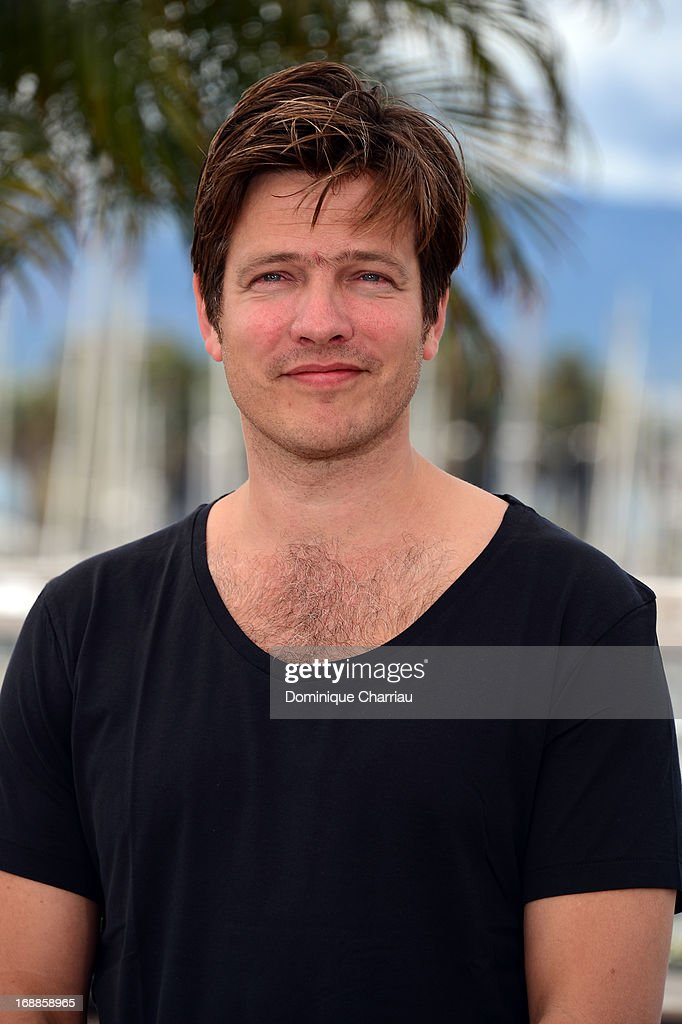 Director Thomas Vinterberg attends the photocall for the Jury for the 'Un Certain Regard' competition during The 66th Annual Cannes Film Festival at Palais des Festivals on May 16, 2013 in Cannes, France.