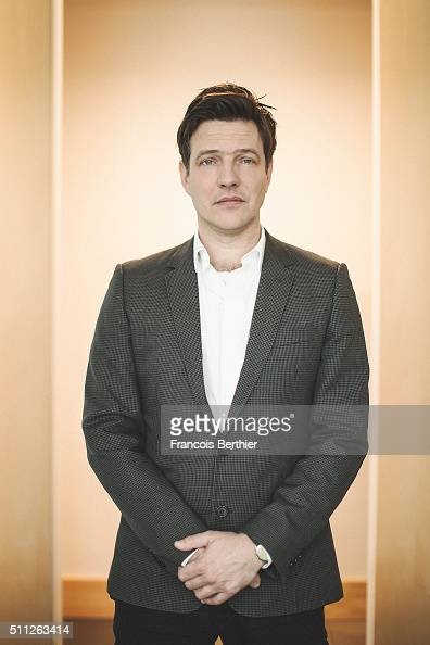 Director Thomas Vinterberg is photographed for Self Assignment on February 19 2016 in Berlin Germany