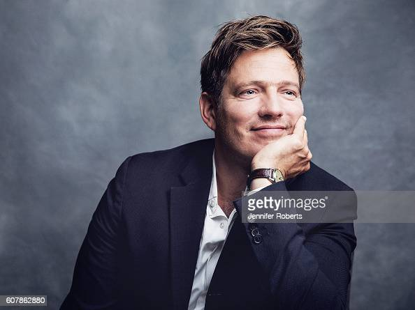 Director Thomas Vinterberg of the film 'The Commune' poses for a portraits on September 17 2016 in Toronto Ontario