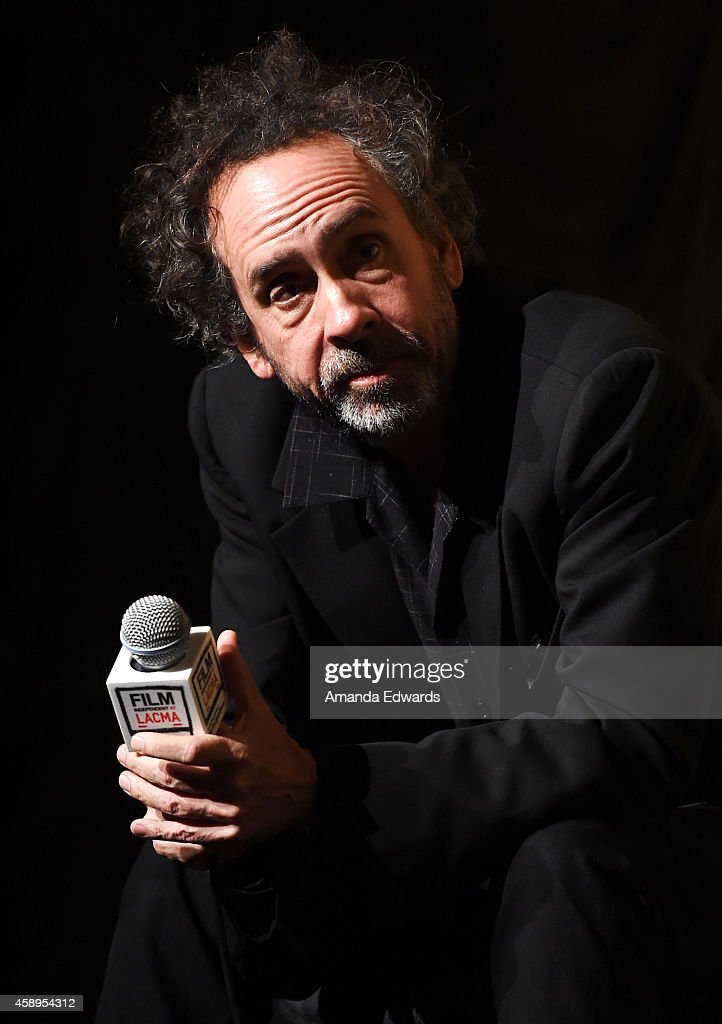 Director <a gi-track='captionPersonalityLinkClicked' href=/galleries/search?phrase=Tim+Burton&family=editorial&specificpeople=206342 ng-click='$event.stopPropagation()'>Tim Burton</a> attends the Film Independent at LACMA Special Screening of 'Big Eyes' at the Bing Theatre At LACMA on November 13, 2014 in Los Angeles, California.