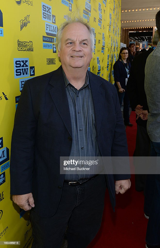 Director Tim McCanlies attends the screening of 'When Angels Sing' during the 2013 Music, Film + Interactive Festival at the Paramount Theatre on March 10, 2013 in Austin, Texas.