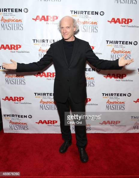 Director Timothy GreenfieldSanders attends American Masters The Boomer List NYC Premiere on September 18 2014 in New York City