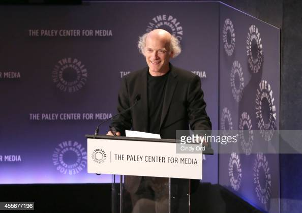 Director Timothy GreenfieldSanders speaks at American Masters The Boomer List NYC Premiere on September 18 2014 in New York City