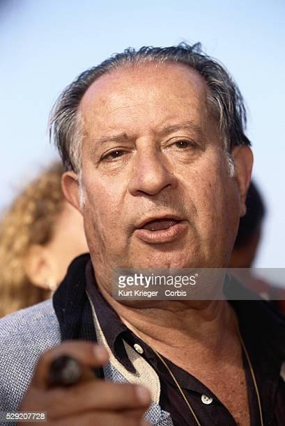 Director Tinto Brass at Venice Film Festival