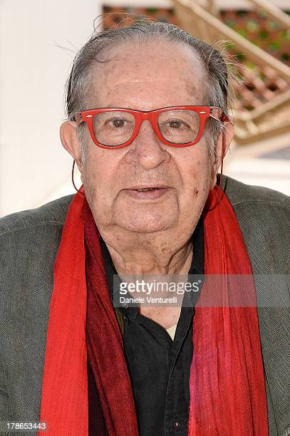 Director Tinto Brass is seen during the 70th Venice International Film Festival on August 30 2013 in Venice Italy