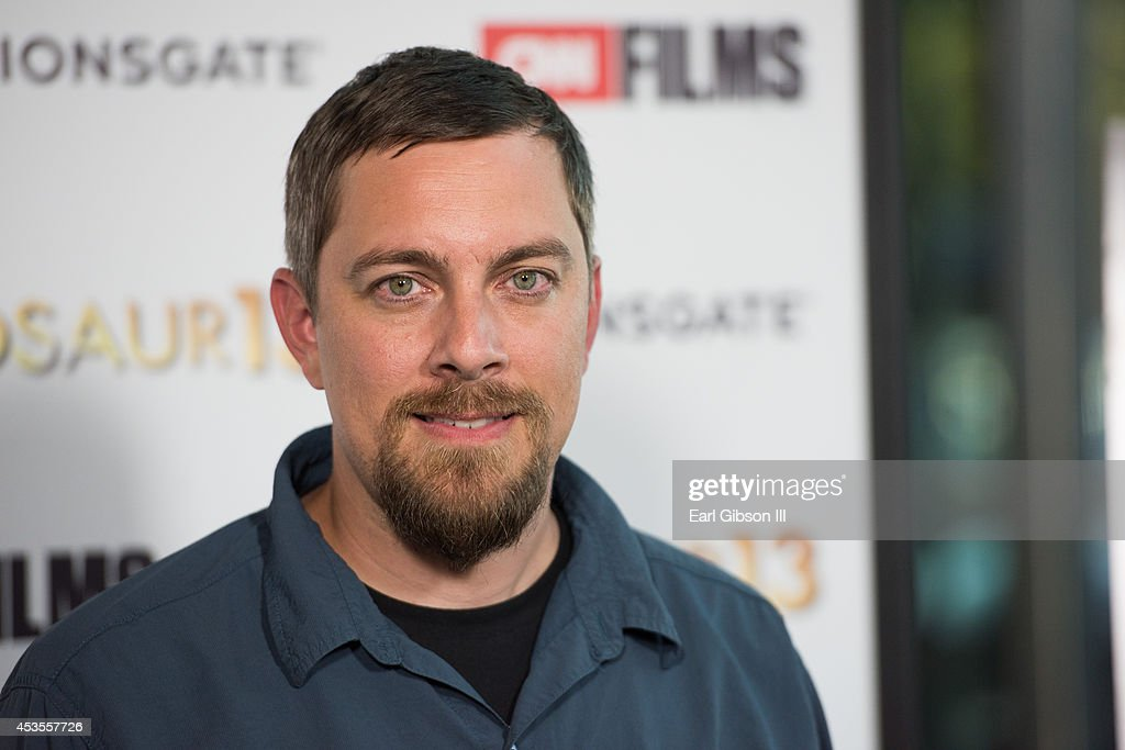 Director Todd Douglas Miller attends the premiere of Lionsgate and CNN Film 'Dinosaur 13' at DGA Theater on August 12, 2014 in Los Angeles, California.