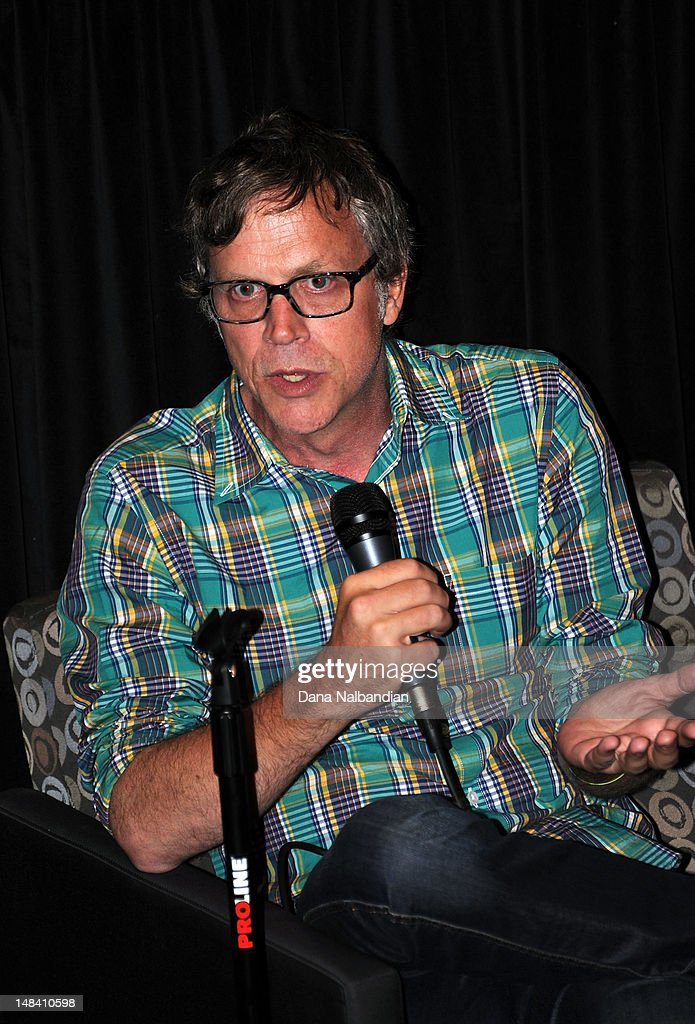 Director <a gi-track='captionPersonalityLinkClicked' href=/galleries/search?phrase=Todd+Haynes&family=editorial&specificpeople=234598 ng-click='$event.stopPropagation()'>Todd Haynes</a> speaks at the Sudance Institute Seattle Shorts Lab at SIFF Cinema on July 15, 2012 in Seattle, Washington.