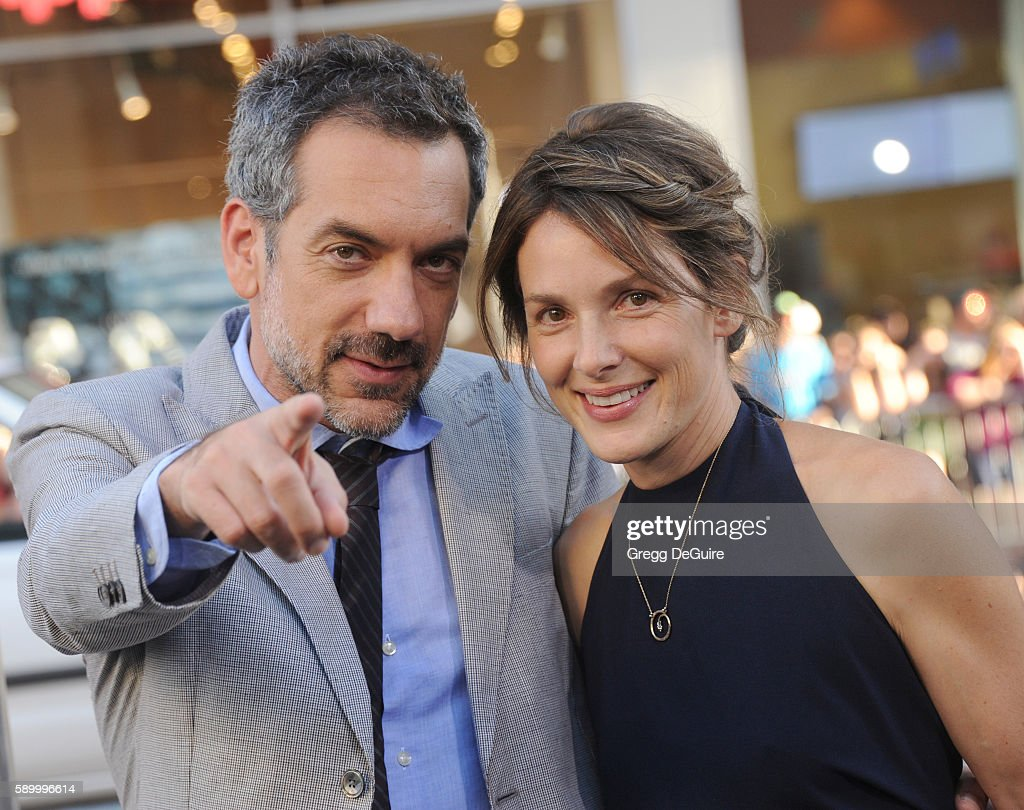 Director Todd Phillips arrives at the premiere of Warner Bros Pictures' 'War Dogs' at TCL Chinese Theatre on August 15 2016 in Hollywood California