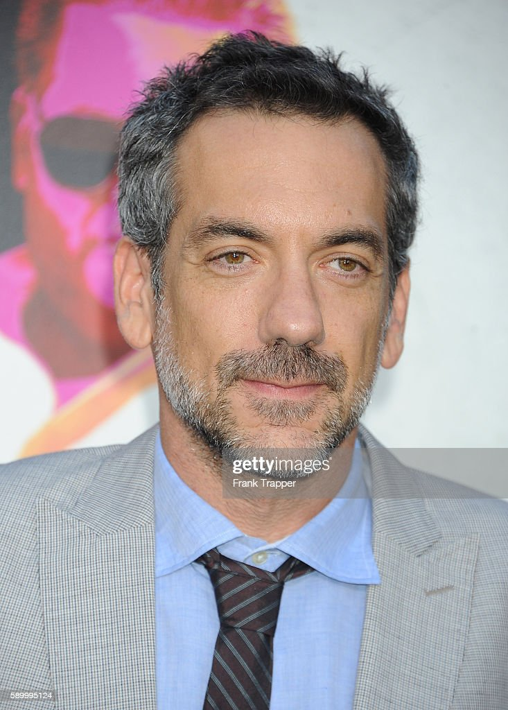 Director Todd Phillips attends the premiere of Warner Bros Pictures' 'War Dogs' held at the TCL Chinese Theater on August 15 2016 in Hollywood...
