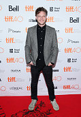 Director Todd StraussSchulson attends the 'Final Girls' photo call during the 2015 Toronto International Film Festival at the Ryerson Theatre on...