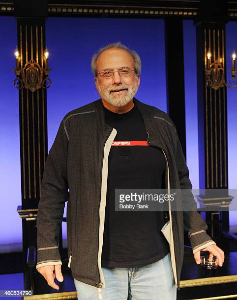 Director Tom Fontana attends The Acting Company Staged Reading Of Bell Book Candle at The Pearl Theater on December 15 2014 in New York New York