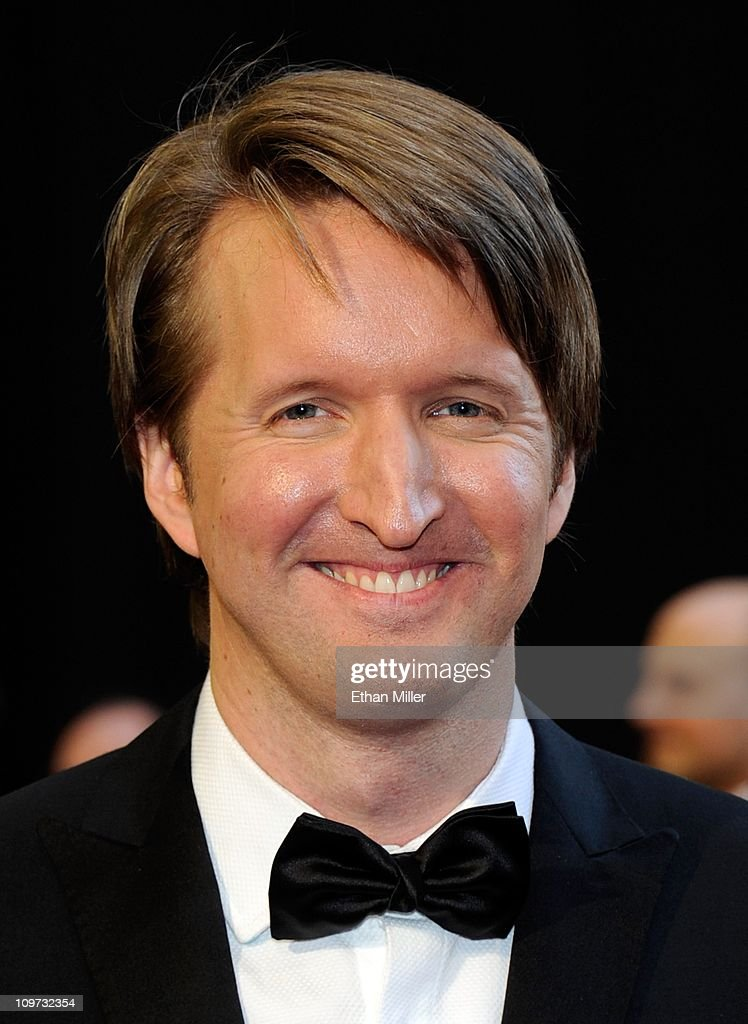 Director <a gi-track='captionPersonalityLinkClicked' href=/galleries/search?phrase=Tom+Hooper&family=editorial&specificpeople=681836 ng-click='$event.stopPropagation()'>Tom Hooper</a> arrives at the 83rd Annual Academy Awards at the Kodak Theatre February 27, 2011 in Hollywood, California.
