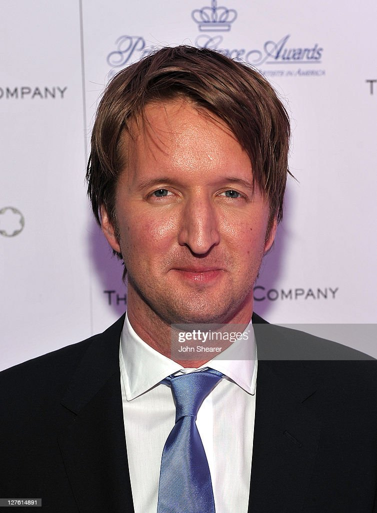Director <a gi-track='captionPersonalityLinkClicked' href=/galleries/search?phrase=Tom+Hooper&family=editorial&specificpeople=681836 ng-click='$event.stopPropagation()'>Tom Hooper</a> arrives at the Montblanc Cocktail Party co-hosted by Harvey and <a gi-track='captionPersonalityLinkClicked' href=/galleries/search?phrase=Bob+Weinstein&family=editorial&specificpeople=220486 ng-click='$event.stopPropagation()'>Bob Weinstein</a> celebrating the Weinstein Company's Academy Award Nominees and the New Montblanc Charity Partnership with the Princess Grace Foundation-USA at Soho House on February 26, 2011 in West Hollywood, California. Hooper is wearing Montblanc TimeWalker RedGold Chronograph Watch.
