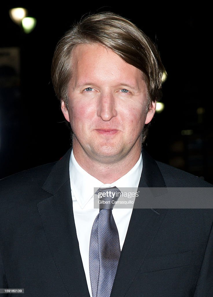 Director <a gi-track='captionPersonalityLinkClicked' href=/galleries/search?phrase=Tom+Hooper&family=editorial&specificpeople=681836 ng-click='$event.stopPropagation()'>Tom Hooper</a> attends the 2013 National Board Of Review Awards at Cipriani 42nd Street on January 8, 2013 in New York City.