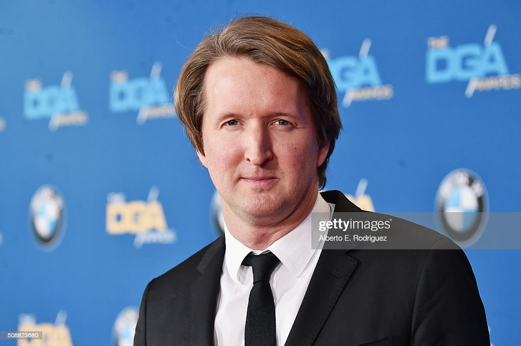 Director Tom Hooper attends the 68th Annual Directors Guild Of America Awards at the Hyatt Regency Century Plaza on February 6, 2016 in Los Angeles, California.