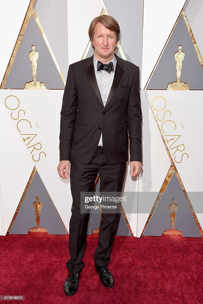 Director <a gi-track='captionPersonalityLinkClicked' href=/galleries/search?phrase=Tom+Hooper&family=editorial&specificpeople=681836 ng-click='$event.stopPropagation()'>Tom Hooper</a> attends the 88th Annual Academy Awards at Hollywood & Highland Center on February 28, 2016 in Hollywood, California.