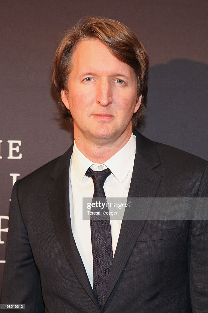 Director <a gi-track='captionPersonalityLinkClicked' href=/galleries/search?phrase=Tom+Hooper&family=editorial&specificpeople=681836 ng-click='$event.stopPropagation()'>Tom Hooper</a> attends the premiere of 'The Danish Girl' commemorating the Annual Transgender Day of Remembrance at the United States Navy Memorial on November 23, 2015 in Washington, DC.