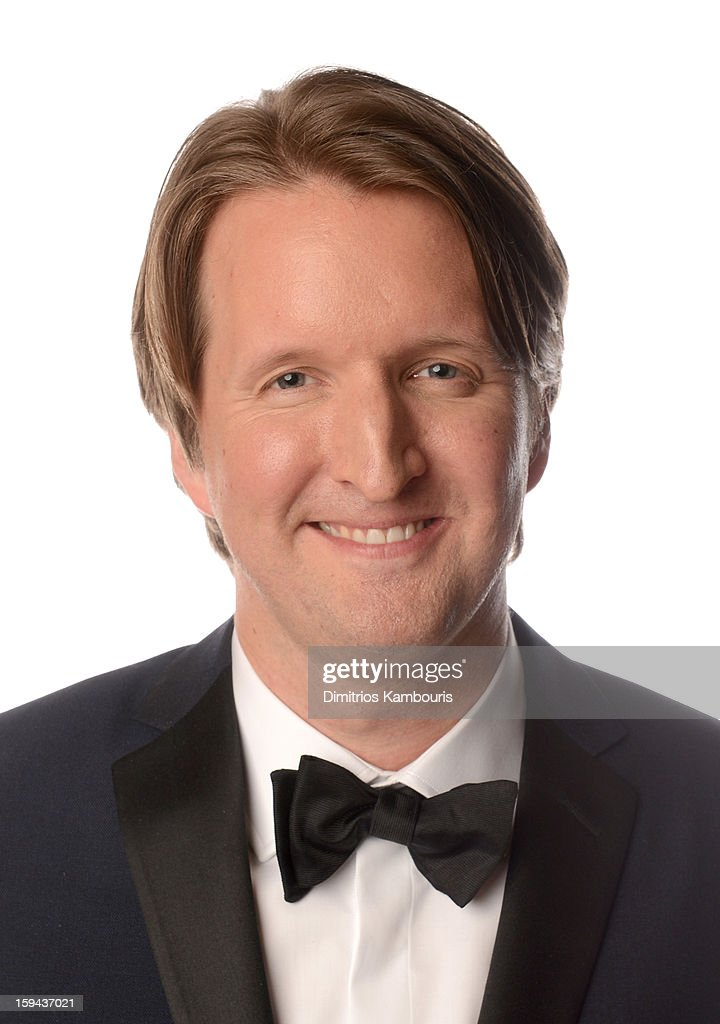 Director <a gi-track='captionPersonalityLinkClicked' href=/galleries/search?phrase=Tom+Hooper&family=editorial&specificpeople=681836 ng-click='$event.stopPropagation()'>Tom Hooper</a> poses for a portrait at the 70th Annual Golden Globe Awards held at The Beverly Hilton Hotel on January 13, 2013 in Beverly Hills, California.
