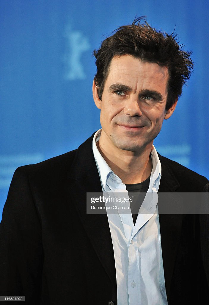 Director Tom Tykwer attends the photocall for 'The International' as part of the 59th Berlin Film Festival at the Grand Hyatt Hotel on February 5...