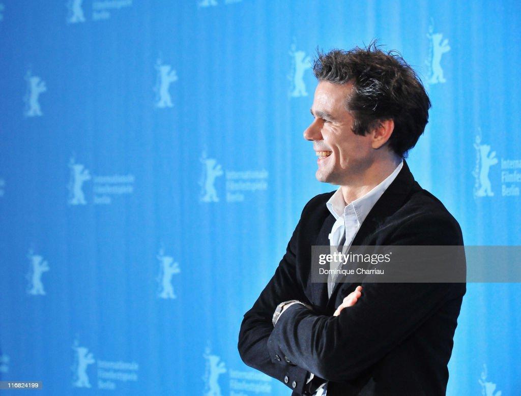 Director Tom Tykwer attends the 'The International' photocall during the 59th Berlin International Film Festival at the Grand Hyatt Hotel on February...