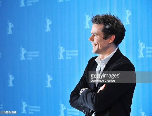 Director Tom Tykwer attends the 'The International' photocall during the 59th Berlin International Film Festival at the Grand Hyatt Hotel on February...