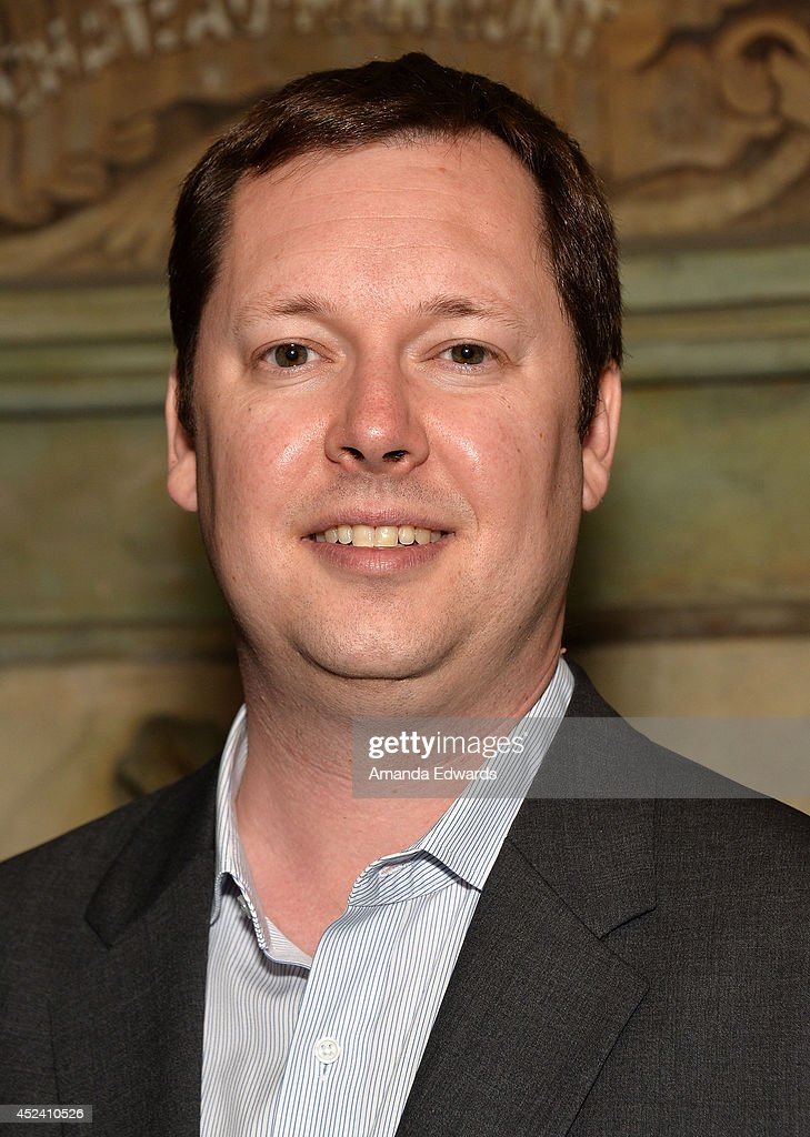 Director Tom Williams arrives at the Water's End Productions and Gran Via Productions Film 'Last Weekend' cast dinner at Chateau Marmont on July 19, 2014 in Los Angeles, California.
