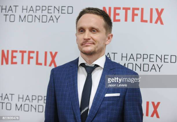Director Tommy Wirkola attends a screening of 'What Happened To Monday' at The London West Hollywood on July 25 2017 in West Hollywood California