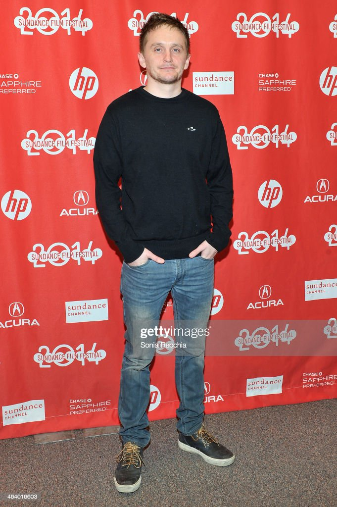 Director Tommy Wirkola attends the 'Dead Snow; Red vs. Dead' premiere at Library Center Theater during the 2014 Sundance Film Festival on January 19, 2014 in Park City, Utah.